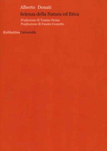 Scienza della natura ed etica - Alberto Donati pdf epub