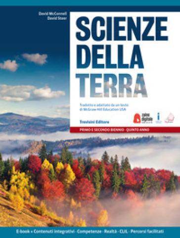 Scienze della Terra. Per i Licei e gli Ist. magistrali. Con e-book. Con espansione online - David McConnell |