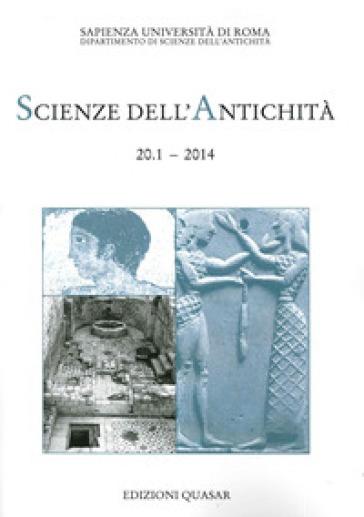 Scienze dell'antichità. Storia, archeologia, antropologia (2014). 20. - L. M. Michetti |
