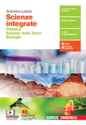 Scienze integrate. Volume Chimica-Scienze della Terra-Biologia. Per gli Ist. tecnici e professionali. Con espansione online - Antonino Letizia pdf epub