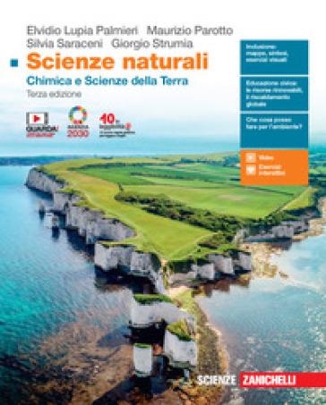 Scienze naturali. Chimica e scienze della Terra. Per le Scuole superiori. Con e-book. Con espansione online - Elvidio Lupia Palmieri   Kritjur.org