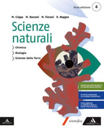 Scienze naturali. Per le Scuole superiori. Con e-book. Con espansione online. 2. - Massimo Crippa | Kritjur.org