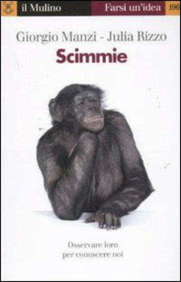 Scimmie - Giorgio Manzi |