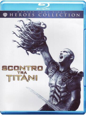 Scontro tra titani (Blu-Ray)(heroes collection)