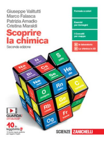 Scoprire la chimica. Per le Scuole superiori. Con e-book. Con espansione online - Giuseppe Valitutti |