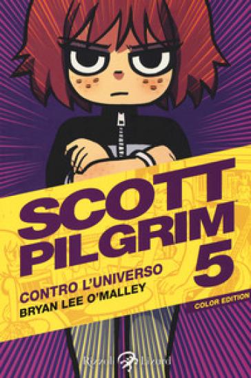 Scott Pilgrim. Contro l'universo. 5. - Brian Lee O'Malley |