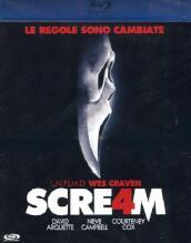 Scream 4 (Blu-Ray)