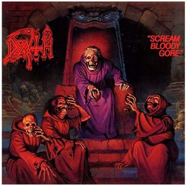 Scream bloody gore - red edition