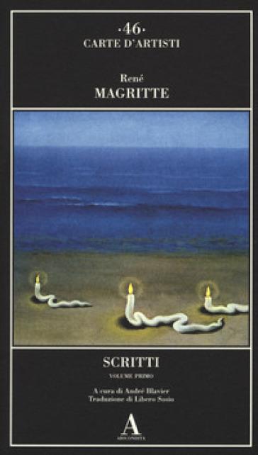 Scritti. 1. - René Magritte   Jonathanterrington.com