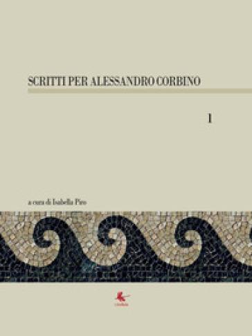 Scritti per Alessandro Corbino. 1. - I. Piro pdf epub