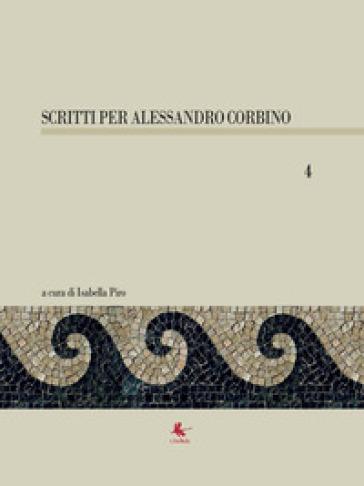 Scritti per Alessandro Corbino. 4. - I. Piro pdf epub