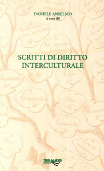 Scritti di diritto interculturale - D. Anselmo pdf epub