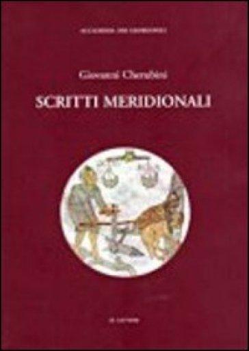 Scritti meridionali - Giovanni Cherubini   Kritjur.org