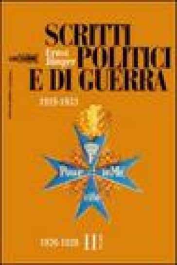 Scritti politici e di guerra 1919-1933. 2: 1926-1928 - Ernst Junger | Kritjur.org