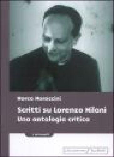 Scritti su Lorenzo Milani - Marco Moraccini  