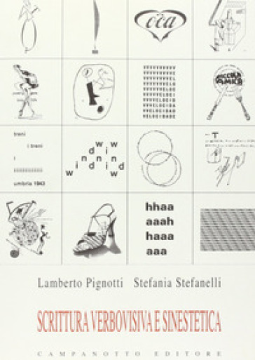 Scrittura verbovisiva e sinestetica - Lamberto Pignotti | Rochesterscifianimecon.com
