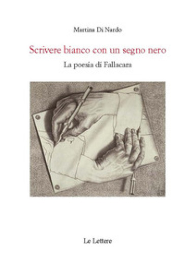 Scrivere bianco con un segno nero. La poesia di Fallacara - Martina Di Nardo | Rochesterscifianimecon.com