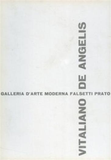 Sculture e disegni di Vitaliano De Angelis. Ediz. illustrata - G. Marchioni | Jonathanterrington.com