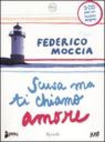 Scusa ma ti chiamo amore. Audiolibro. 3 CD Audio - Federico Moccia |