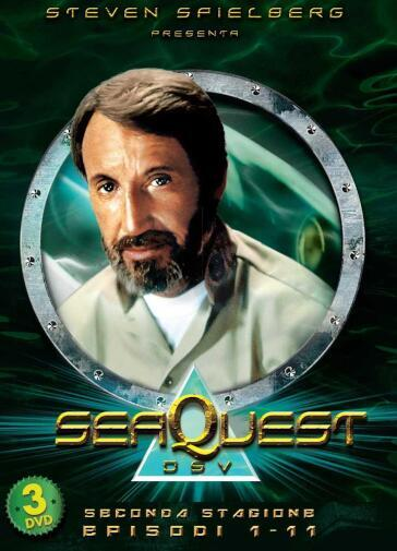Seaquest - Stagione 02 #01 (4 DVD)(ep.01-11)