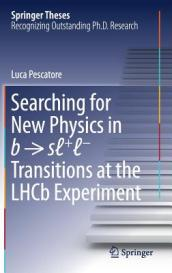 Searching for New Physics in b â   sâ  +â  â   Transitions at the LHCb Experiment