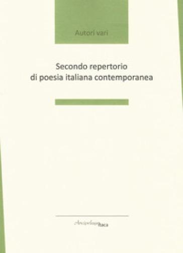 Secondo repertorio di poesia italiana contemporanea