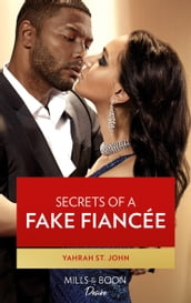 Secrets Of A Fake Fiancée (Mills & Boon Desire) (The Stewart Heirs, Book 4)