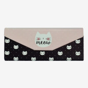See Tou Soon - Foldable Glasses Case - Meow