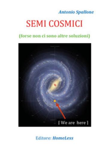 Semi cosmici. Forse non ci sono altre soluzioni - Antonio Spallone |
