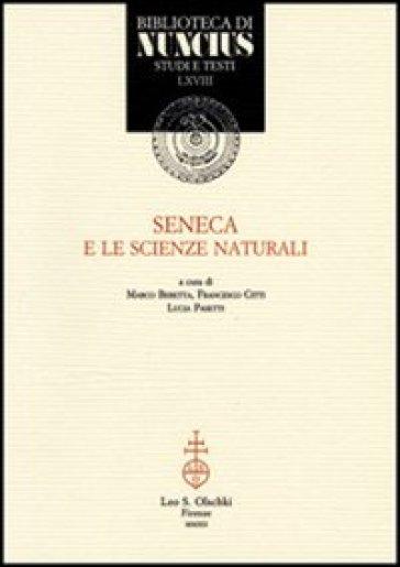 Seneca e le scienze naturali - M. Beretta | Ericsfund.org