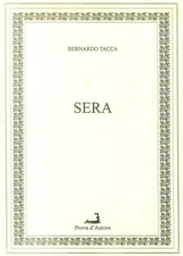 Sera - Bernardo Tacca   Kritjur.org