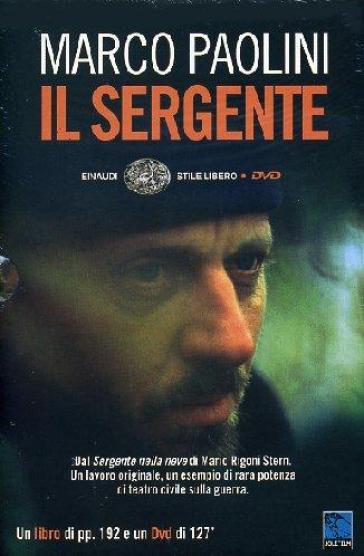 Sergente. DVD. Con libro (Il) - Marco Segato | Thecosgala.com