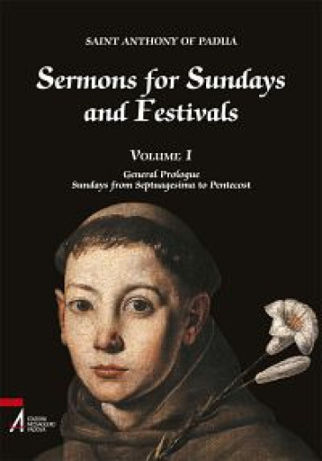Sermons for sundays and festivals. 1.General prologue. Sundays from septuagesima to Pentecost