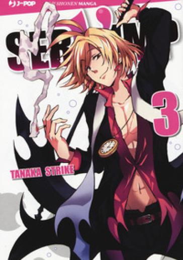 Servamp. 3. - Strike Tanaka |