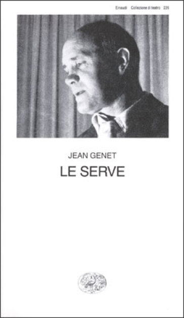 Serve (Le) - Jean Genet  