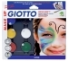 Set 6 Ombretti Giotto Make Up Classic