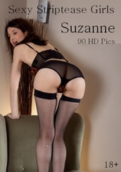 Sexy Striptease Girls: Suzanne