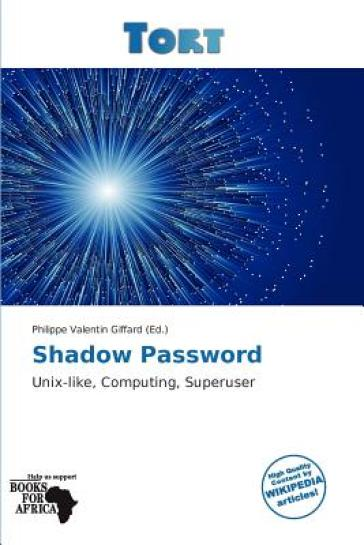 Shadow Password