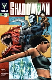 Shadowman (2012) Issue 3