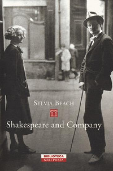 Shakespeare and Company - Sylvia Beach | Jonathanterrington.com