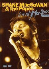Shane MacGowan & The Popes - Live at Montreux 1995 (DVD)