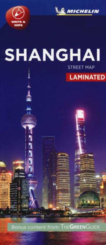 Shanghai. Carta plastificata