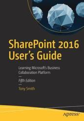SharePoint 2016 User s Guide
