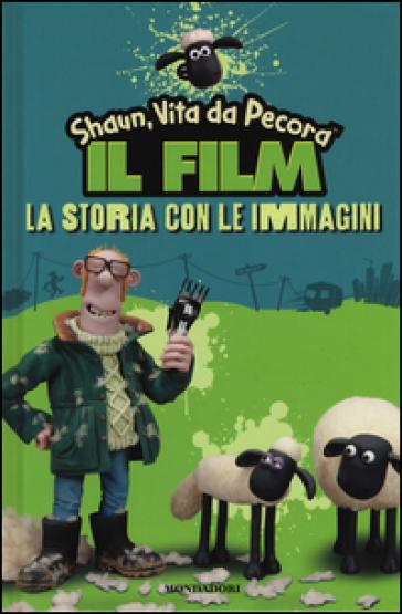 Personaggio dei cartoni animati delle pecore con il cappello del