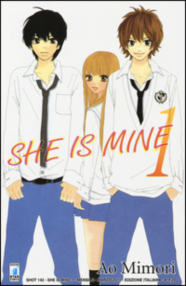 She is mine. 1.