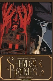 Sherlock Holmes Vol 2: The Liverpool Demon