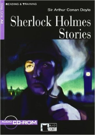 Sherlock Holmes stories. Con CD Audio. Con CD-ROM