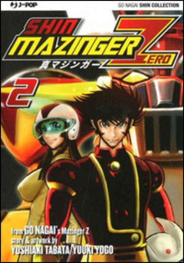 Shin Mazinger Zero. 2. - Go Nagai | Jonathanterrington.com