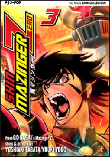 Shin Mazinger Zero. 3.