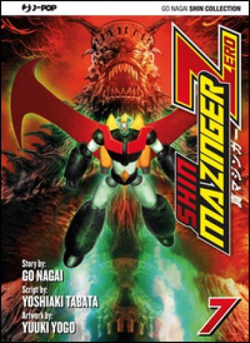 Shin Mazinger Zero. 7. - Go Nagai  